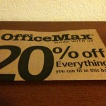 CX-Office Max Ad